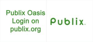Publix Oasis Login Guide