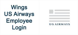 Wings US Airways Employee Login