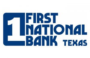 logo of first national bank texas